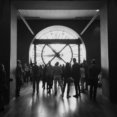 The_Clock_street_photography